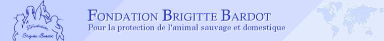 fondation brigitte bardot - pour la protection de l'animal sauvage et domestiqie